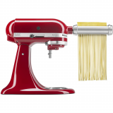 Kitchen Aid Accessory: Pasta Roller and Cutter Kit|https://smile.amazon.com/gp/product/B01DBGQR1K/ref=as_li_tl?ie=UTF8&tag=pkunews-20&camp=1789&creative=9325&linkCode=as2&creativeASIN=B01DBGQR1K&linkId=a62579e7c31f114a98547182027a5172|Buy at Amazon